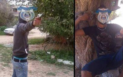 Terrorisme : Arrestation d'un suspect armé à Béja