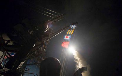 Raid aérien américain en Syrie : Le nouvel engrenage