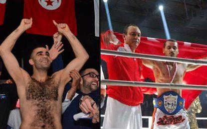 Deux Tunisiens champions du monde de boxe anglaise