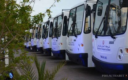 Transport interurbain : Alpha Bus Tunisie livre un lot d'autobus MAN