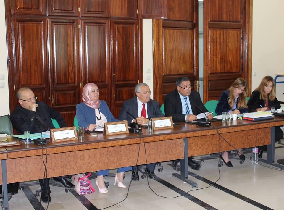 Commission de la législation générale