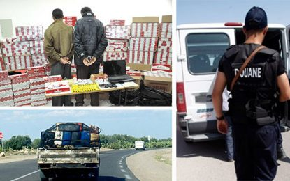 Tunisie : Lutte contre la contrebande et formalisation des barons informels