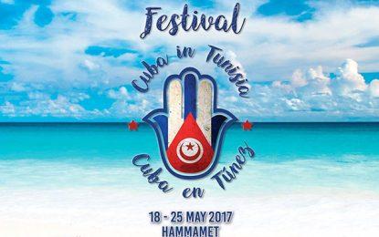 Festival : Cuba In Tunisia du 18 au 25 mai 2017 à Hammamet