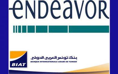 La Biat et Endeavor au service de l'entrepreneuriat en Tunisie