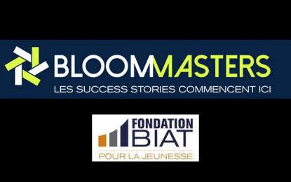Fondation Biat : Finale du concours Bloommasters le 20 mai 2017