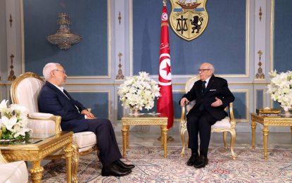 Tunisie-Syrie : Caïd Essebsi otage de son allié islamiste