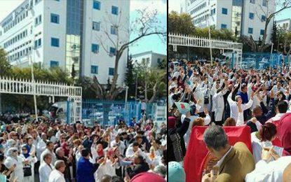 Le ministère de la Santé ne comprend pas la grève de ses agents