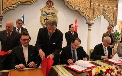 Vers un partenariat technologique tuniso-finlandais