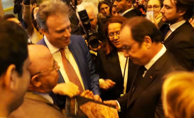 Salon du livre de paris venez en tunisie tout est tranquille kapitalis - Salon du livre paris 2017 auteurs ...