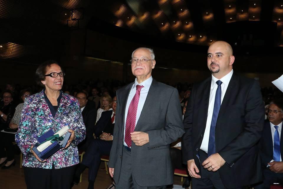 Jalila Ben Mustapha Rachid Ben Jemia et Hakim Ben Yedder.