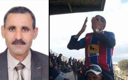 Fayçal Tebini insulte et menace des policiers au stade de Bousalem