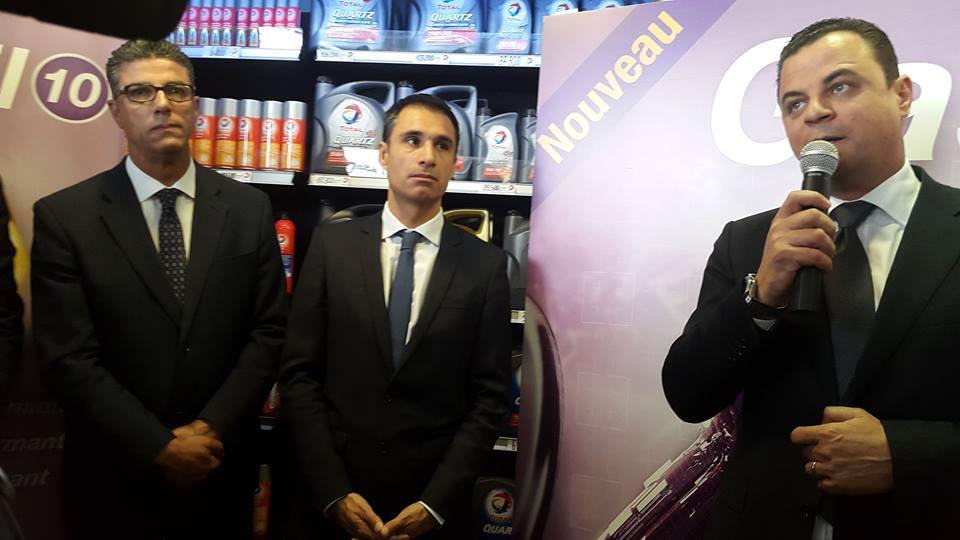Matthieu Langeron et Mehdi Mahjoub