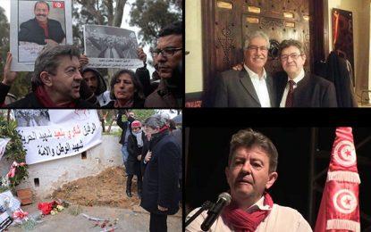 Le Front Populaire appelle les Tunisiens de France à voter Mélenchon