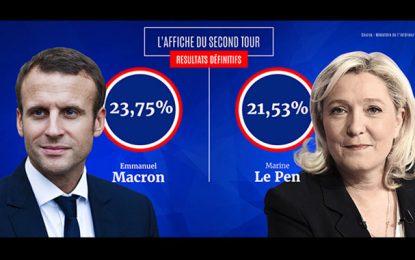 Macron et Le Pen au 2e tour: Les Socialistes sauvent les meubles