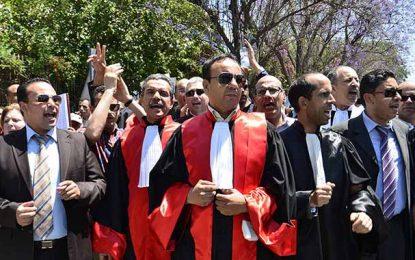 Les magistrats de nouveau en grève du 24 au 28 avril 2017