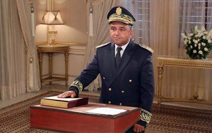 Mohamed Ali Barhoumi nouveau gouverneur de Tataouine