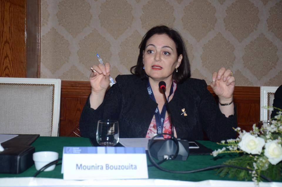 Mounira Bouzouita