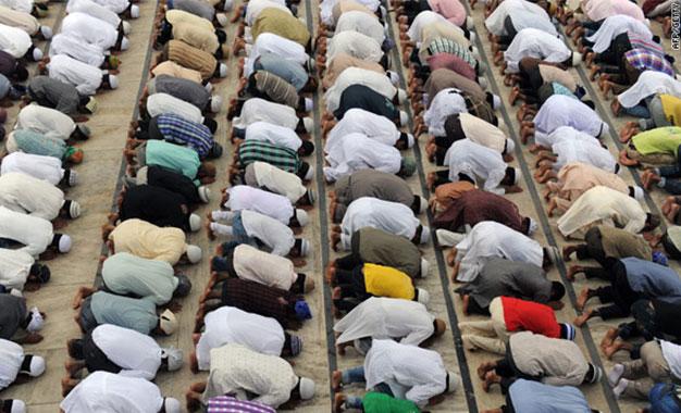 L'islam, une religion qui monte dans le monde Musulmans