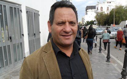 Soutien à Neji Bghouri, insulté et menacé par des partisans d'Ennahdha