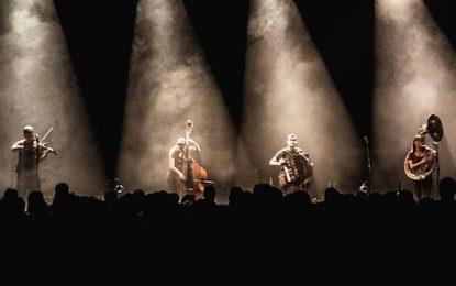 Les Ogres de Barback en concert gratuit à Tunis