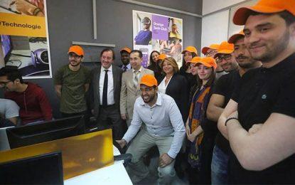 Nabeul: Le deuxième Orange Tech Club ouvre à l'Iset