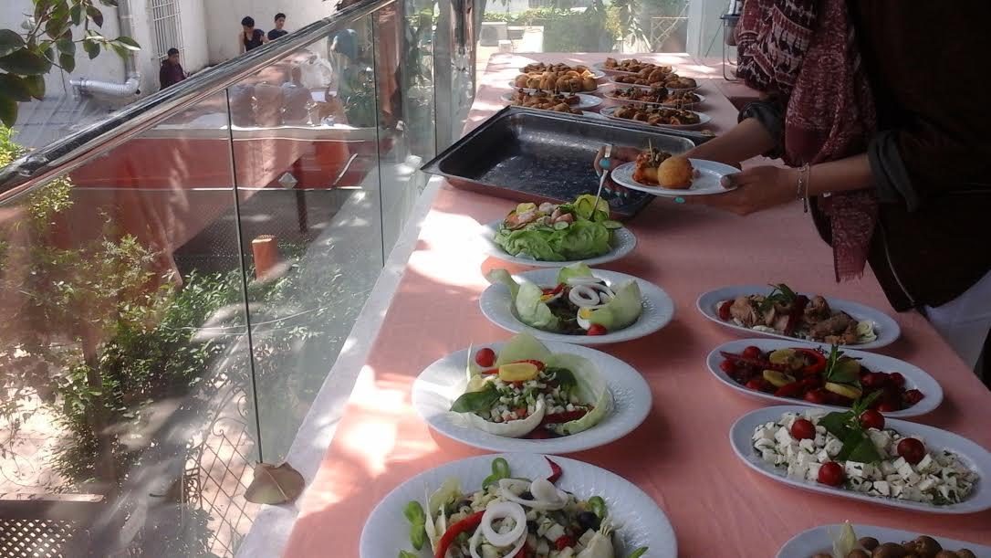 Salades Tunisennes