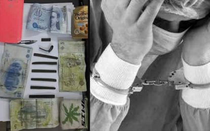 Sfax : Un urgentiste arrêté pour vol et trafic de cannabis !