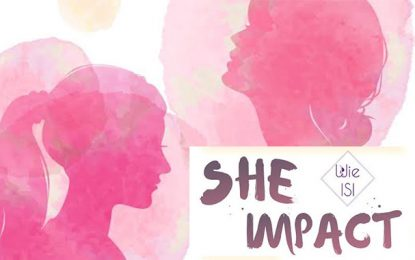 """SHE Impact'' : Sept femmes influentes"