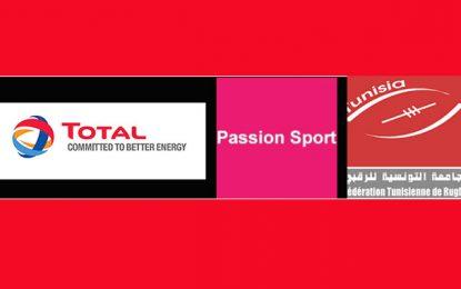 Total Tunisie : Une journée de densibilisation et d'initiation au rugby