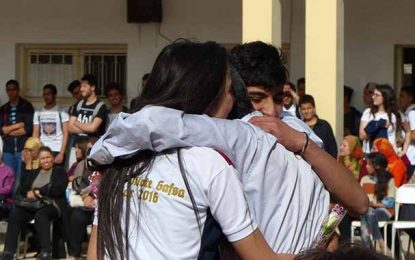 Gabès: L'argent du bac sport offert à un élève atteint de cancer
