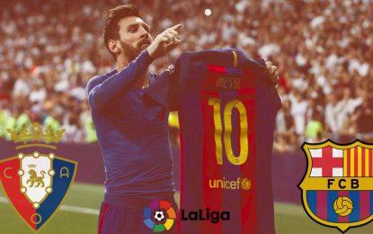 Barcelone-Osasuna: match en streaming