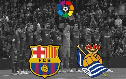 Barcelone-Sociedad: match en direct