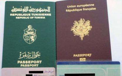 Les Franco-tunisiens doivent vérifier la validité de leurs papiers français