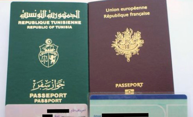 voyage tunisie sans passeport