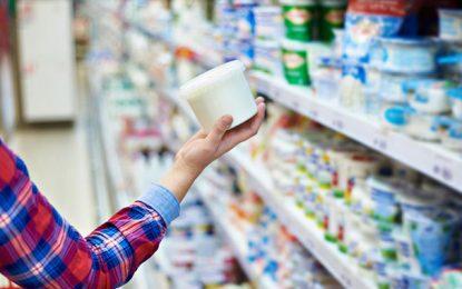 Les prix à la consommation sont en hausse de 0,6%
