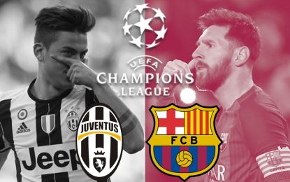 Barcelone-Juventus: champions league streaming