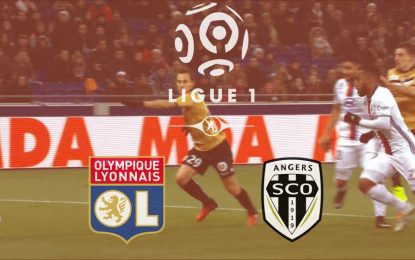 Lyon-Angers: match en streaming