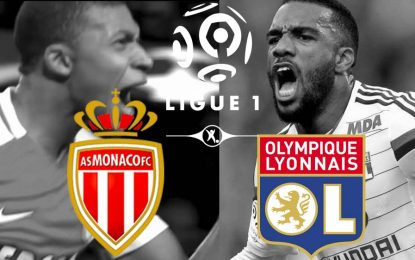 OL-Monaco: match en streaming