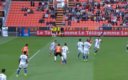 Lyon-Lorient: match en streaming