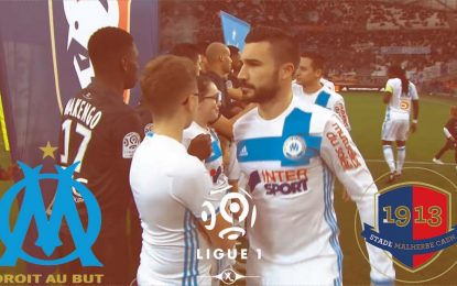 OM-Caen: match en streaming