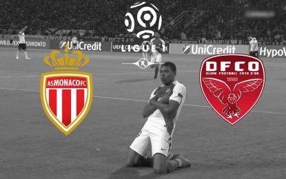 Monaco-Dijon: match en direct