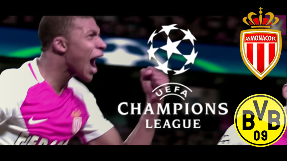 champions league live dortmund