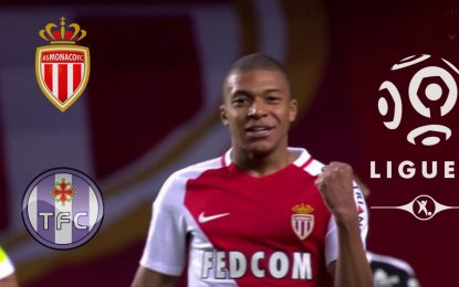 Monaco-Toulouse: en direct