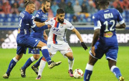 OL-Bastia: match en direct