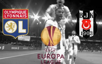 Lyon-Besiktas: Ligue Europa streaming