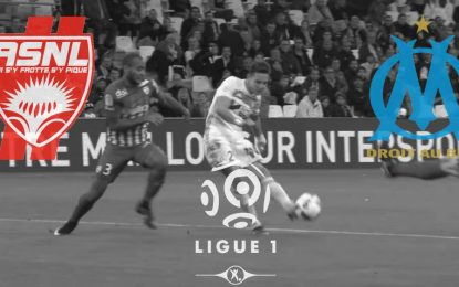 OM-Nancy: ligue 1 streaming