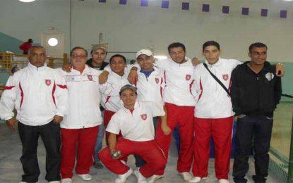 La Tunisie s'illustre au championnat du monde de pétanque