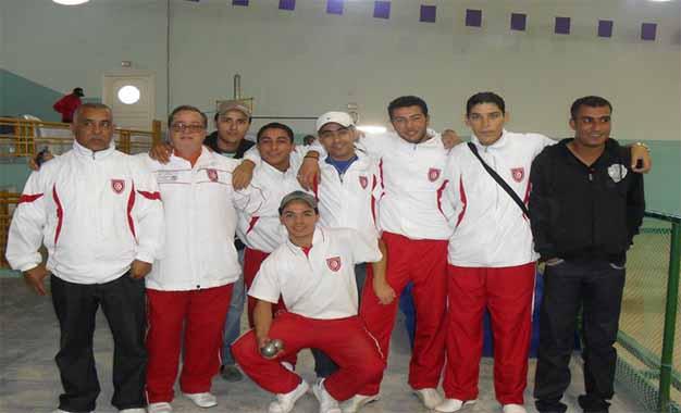 La tunisie s 39 illustre au championnat du monde de p tanque for Championnat du monde de boules carrees