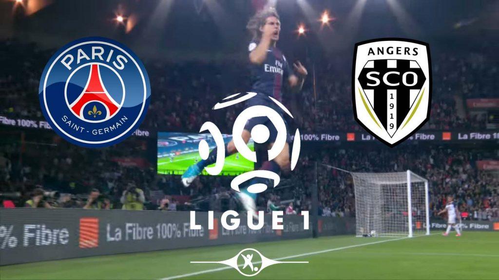 PSG-Angers: match en direct - Kapitalis