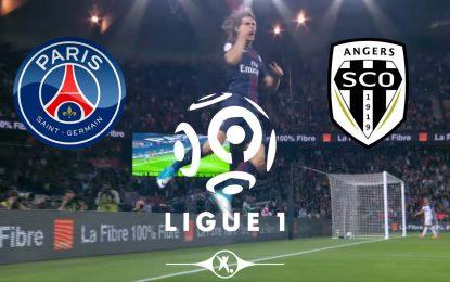 PSG-Angers: match en direct